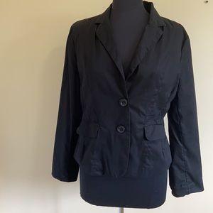 Woman's black blazer size XL